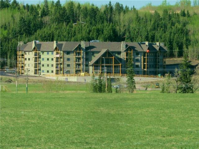 77 George Fox Trail #310, Cochrane, AB T4C 0N1 (#C4206734) :: Redline Real Estate Group Inc