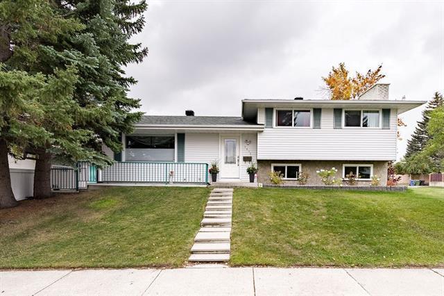7012 Huntford Hill(S) NE, Calgary, AB T2K 3Z4 (#C4206739) :: The Cliff Stevenson Group