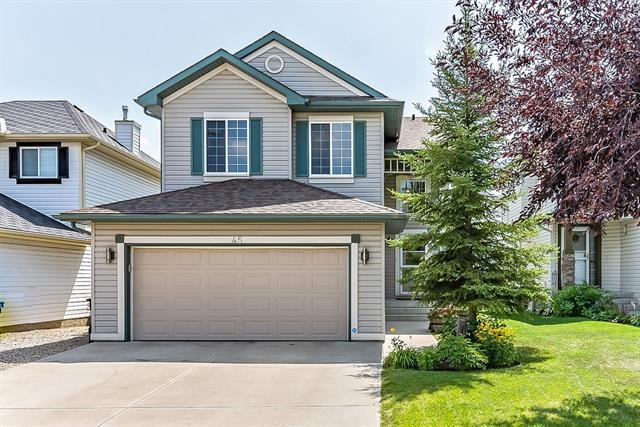 45 Somerset Crescent SW, Calgary, AB T2Y 3V7 (#C4206743) :: Redline Real Estate Group Inc