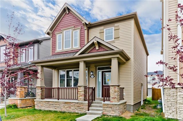 123 Cityscape Street NE, Calgary, AB T3N 0N7 (#C4206768) :: Redline Real Estate Group Inc