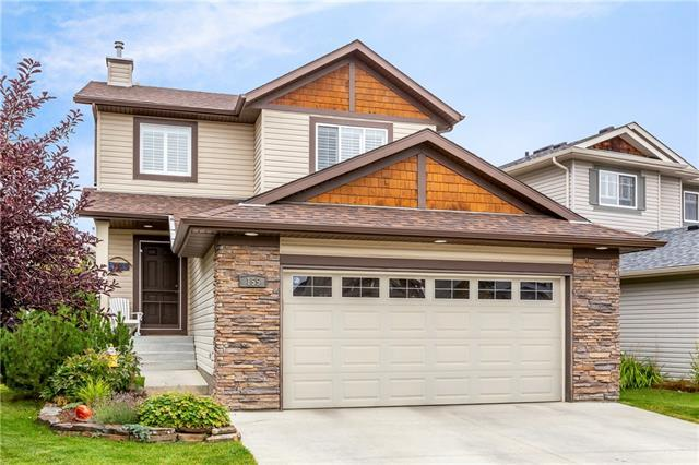 155 Tuscany Vista Road NW, Calgary, AB T3L 3B5 (#C4206783) :: Redline Real Estate Group Inc