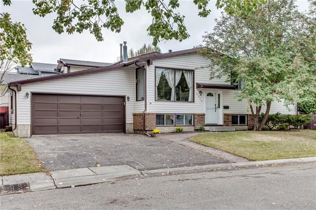 6636 Ranchview Drive NW, Calgary, AB T3G 1A3 (#C4206787) :: Canmore & Banff