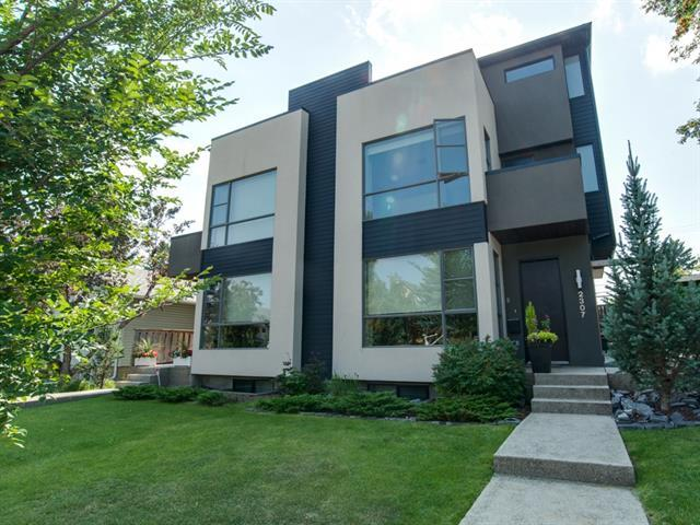 2307 3 Avenue NW, Calgary, AB T2N 0K9 (#C4206789) :: Redline Real Estate Group Inc