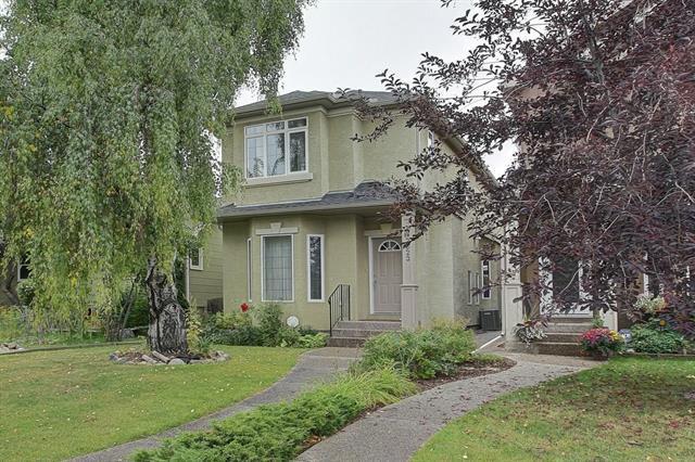 2623 25 Street SW, Calgary, AB T3E 1X7 (#C4206804) :: Canmore & Banff
