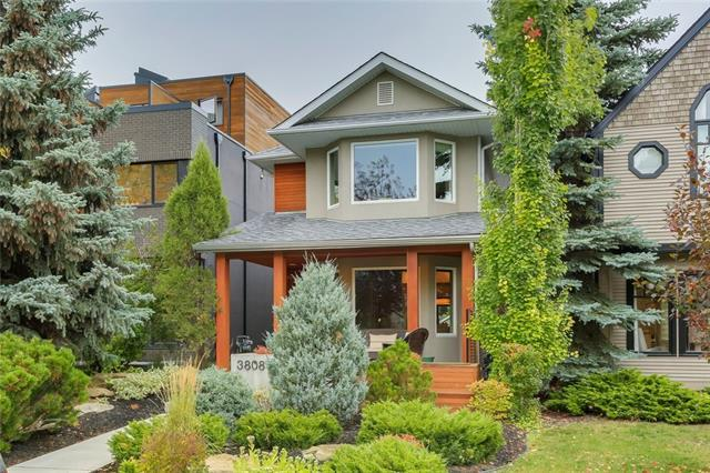 3808 1A Street SW, Calgary, AB T2S 1R5 (#C4206812) :: Your Calgary Real Estate