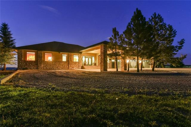 290129 48 Street W, Rural Foothills M.D., AB T0L 0X0 (#C4206815) :: The Cliff Stevenson Group