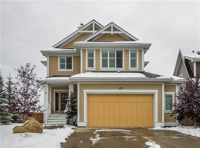 171 Ridge View Green, Cochrane, AB T4C 0J1 (#C4206823) :: Your Calgary Real Estate