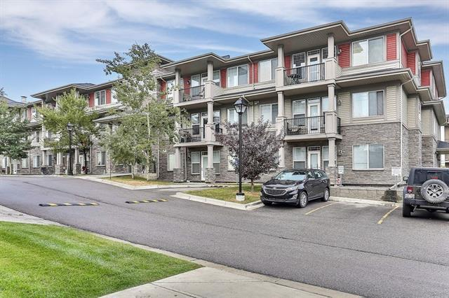 22 Panatella Road NW #206, Calgary, AB T3K 0V4 (#C4206838) :: Redline Real Estate Group Inc