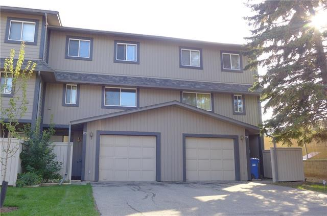 27 Silver Springs Drive NW #20, Calgary, AB T3B 4N3 (#C4206851) :: Redline Real Estate Group Inc