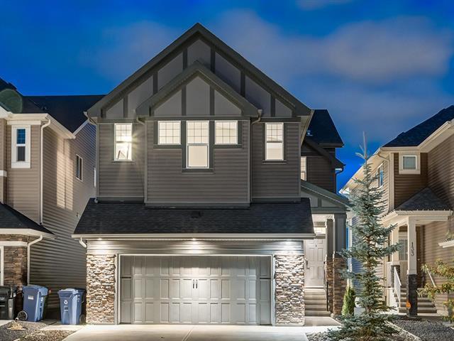 129 Cougar Ridge Close SW, Calgary, AB T3H 0V4 (#C4206852) :: Canmore & Banff