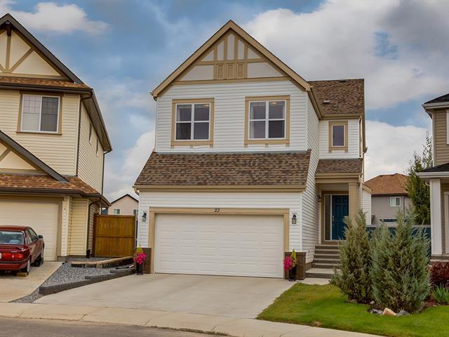 23 Copperpond Terrace SE, Calgary, AB T2Z 0W5 (#C4206859) :: Redline Real Estate Group Inc