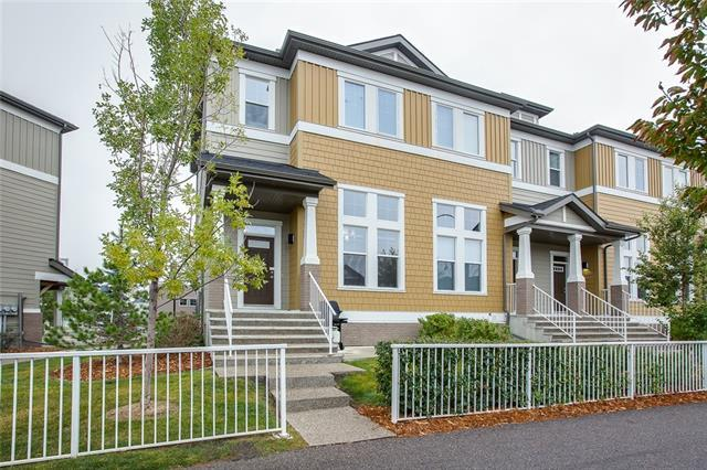 403 Evanston Square NW, Calgary, AB T3P 0G9 (#C4206860) :: Tonkinson Real Estate Team