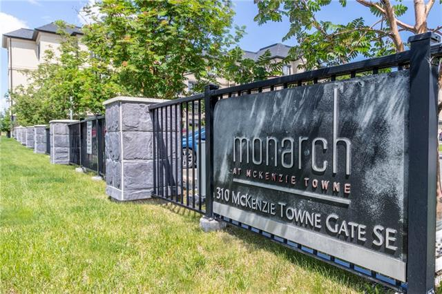 310 Mckenzie Towne Gate SE #1311, Calgary, AB T2Z 1A6 (#C4207864) :: The Cliff Stevenson Group