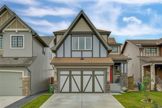 1917 Reunion Terrace NW, Airdrie, AB T4B 3W5 (#C4207885) :: Redline Real Estate Group Inc