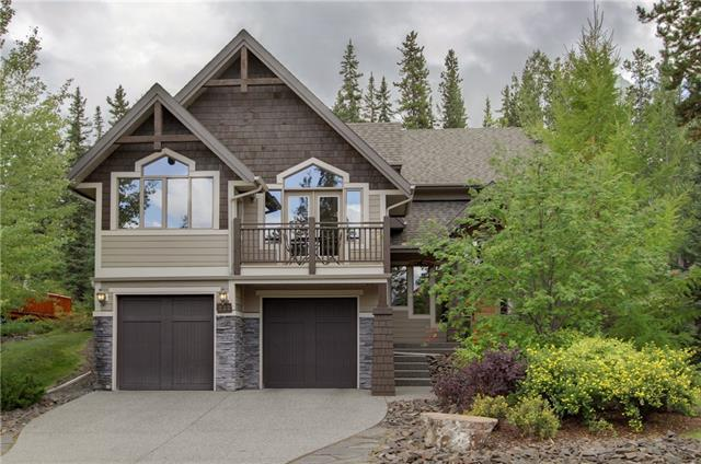 232 Miskow Close, Canmore, AB T1W 3G7 (#C4207916) :: Canmore & Banff