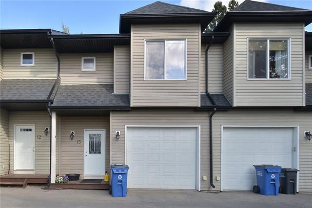 249 Ross Avenue #13, Cochrane, AB T4C 2J5 (#C4207923) :: The Cliff Stevenson Group