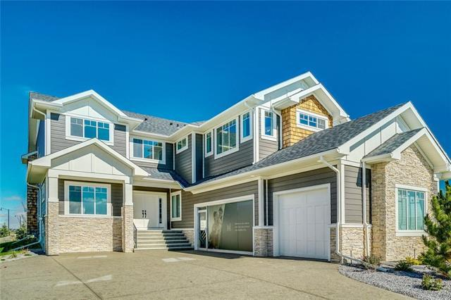 20 Cimarron Estates Gate, Okotoks, AB T1S 0M9 (#C4207943) :: The Cliff Stevenson Group