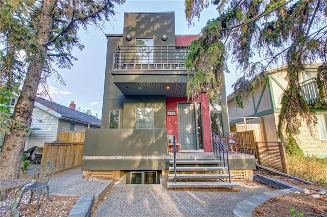 3612 1A Street SW, Calgary, AB T2S 1R5 (#C4207961) :: Redline Real Estate Group Inc