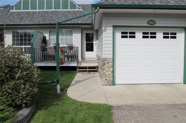 Baker Creek Rise SW #302, High River, AB T1V 1V7 (#C4207980) :: Redline Real Estate Group Inc