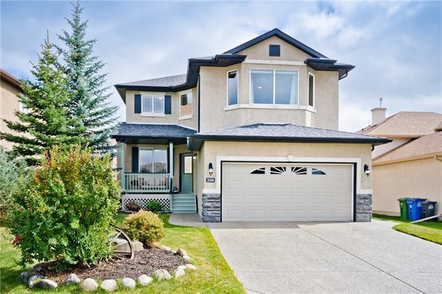 228 Sunterra Ridge Place, Cochrane, AB T4C 1W9 (#C4207982) :: Calgary Homefinders