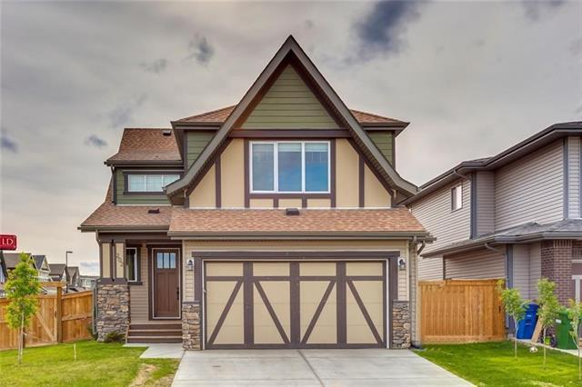 202 Reunion Landing NW, Airdrie, AB T4B 3W4 (#C4208030) :: Redline Real Estate Group Inc