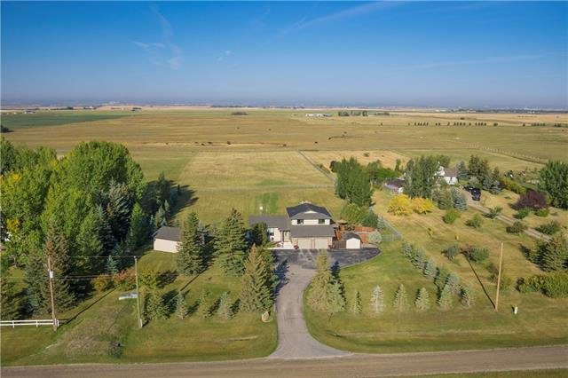 19 Khan Acres, Rural Rocky View County, AB T1X 0J5 (#C4208031) :: The Cliff Stevenson Group