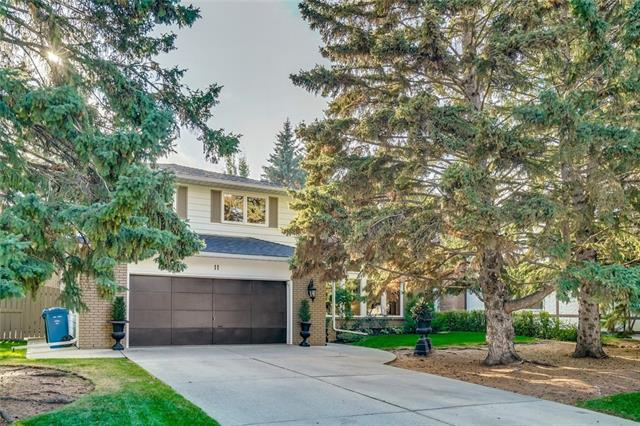 11 Bay View Drive SW, Calgary, AB T2V 3N7 (#C4208045) :: Your Calgary Real Estate