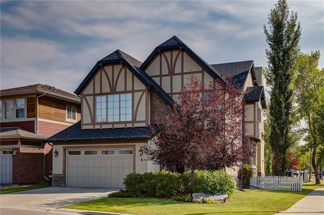 4 Johnson Place SW, Calgary, AB T3E 7S2 (#C4208049) :: Calgary Homefinders