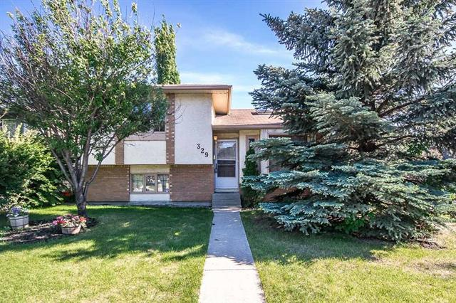 329 Sunvale Drive SE, Calgary, AB T2X 2Y1 (#C4208093) :: Redline Real Estate Group Inc
