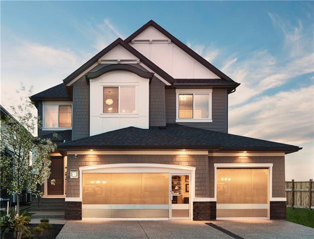 10 Auburn Shores Cape SE, Calgary, AB T3M 0G5 (#C4208096) :: Redline Real Estate Group Inc