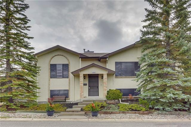 14659 Deer Ridge Drive SE, Calgary, AB T2J 6X7 (#C4208112) :: Calgary Homefinders