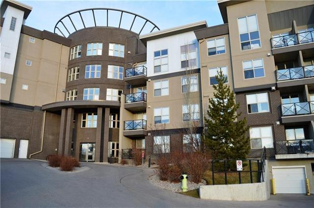 88 Arbour Lake Road NW #318, Calgary, AB T3G 0C2 (#C4208125) :: Redline Real Estate Group Inc