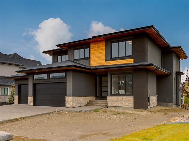 32 Rockwater Way, Rural Rocky View County, AB T3L 0C9 (#C4208176) :: Redline Real Estate Group Inc