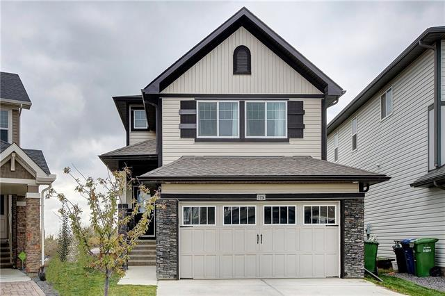 1124 Hillcrest Lane SW, Airdrie, AB T4B 3W2 (#C4208182) :: Canmore & Banff