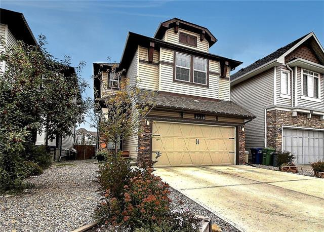 1076 Hillcrest Lane SW, Airdrie, AB T4B 3R6 (#C4208233) :: Canmore & Banff