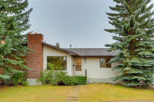 64 Woodbrook Place SW, Calgary, AB T2W 2Z4 (#C4208273) :: Calgary Homefinders