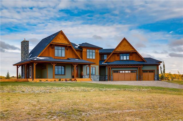 14 Silverhorn Park, Rural Rocky View County, AB T3R 0X3 (#C4208316) :: Calgary Homefinders