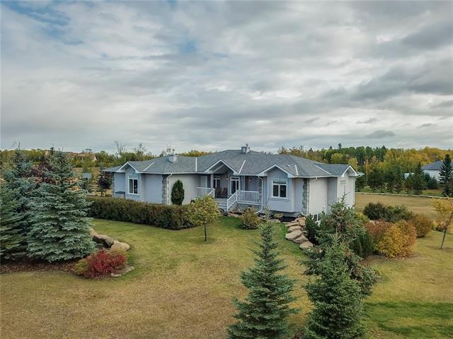 85 Biggar Heights Close, Rural Rocky View County, AB T3R 1H3 (#C4208326) :: Redline Real Estate Group Inc