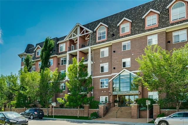 59 22 Avenue SW #117, Calgary, AB T2S 3C7 (#C4208389) :: Redline Real Estate Group Inc