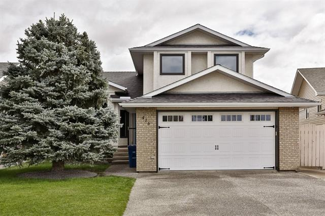 416 Meadowbrook Bay SE, Airdrie, AB T4A 2B1 (#C4208450) :: Calgary Homefinders