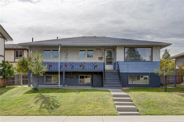 4107 7 Avenue SW, Calgary, AB T3C 0E3 (#C4208495) :: Tonkinson Real Estate Team