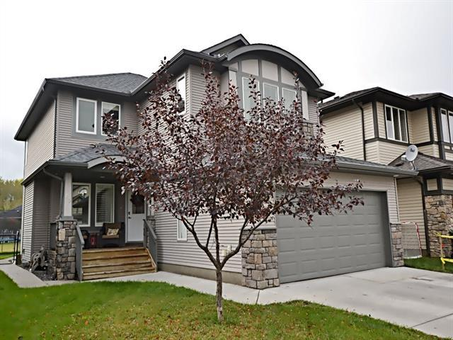 65 Sheep River Cove, Okotoks, AB T1S 2L4 (#C4208547) :: The Cliff Stevenson Group