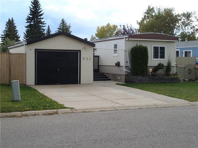 851 Briarwood Road, Strathmore, AB T1P 1E2 (#C4208585) :: Calgary Homefinders