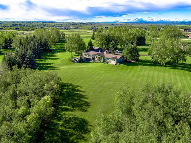 7 Elbow River Circle, Rural Rocky View County, AB T3Z 2T6 (#C4208586) :: Calgary Homefinders