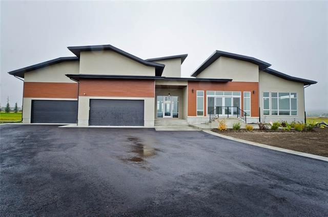 242190 Windhorse Way, Rural Rocky View County, AB T3Z 0B5 (#C4208615) :: Your Calgary Real Estate