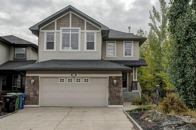 12501 Crestmont Boulevard SW, Calgary, AB T3B 5Z8 (#C4208645) :: The Cliff Stevenson Group