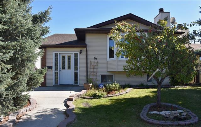 16 Castlegrove Place NE, Calgary, AB T3J 1S2 (#C4208662) :: Tonkinson Real Estate Team
