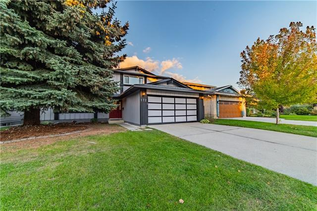 172 Parkview Way SE, Calgary, AB T2J 4M9 (#C4208782) :: Calgary Homefinders