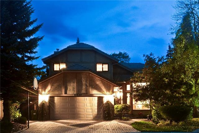 244 Woodhaven Place SW, Calgary, AB T2W 5P8 (#C4208826) :: Calgary Homefinders