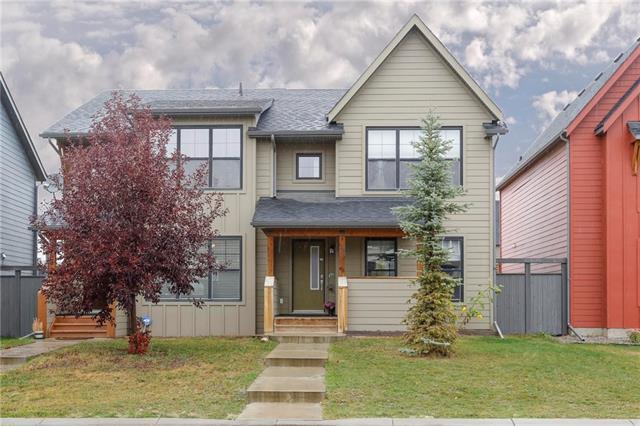 75 Walden Terrace SE, Calgary, AB T2X 0P4 (#C4208836) :: Canmore & Banff